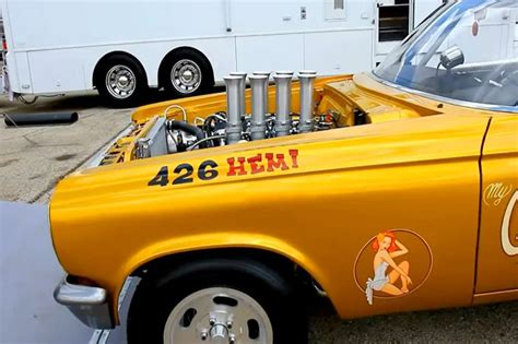 video s a real gold digger a 1965 dodge coronet a fx