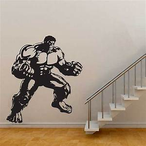 hulk the avengers vinyl wall art decal With good look the avengers wall decals