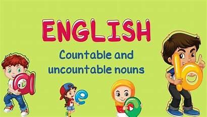 Uncountable Conjunction Correlative Countable Nouns English Past