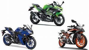 Kawasaki Ninja 400 : spec comparison all new kawasaki ninja 400 vs ktm rc 390 vs 2018 yamaha yzf r3 overdrive ~ Maxctalentgroup.com Avis de Voitures