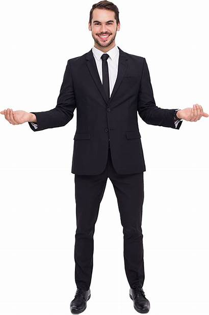 Suit Person Guy Singing Pluspng Transparent Fancy