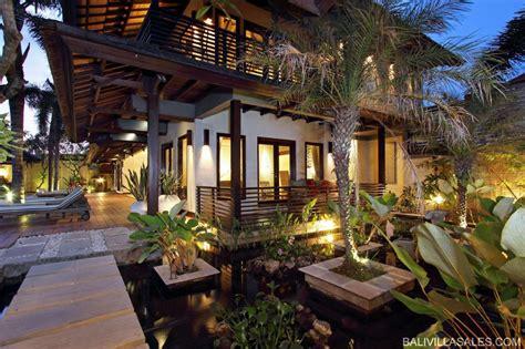 amazing  bedroom villa  canggu     resort design cozy house villa