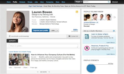LinkedIn Announces Redesigned Profiles  Sprout Social