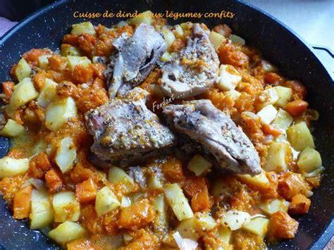 cuisiner une cuisse de dinde recettes de cuisse de dinde