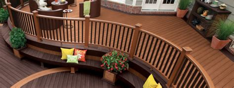 trex composite decking system orange county