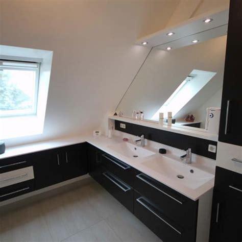 salle de bain sous pente yoann meuble contemporain atlantic bain