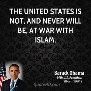 """Strategic... Islamic War Quotes"