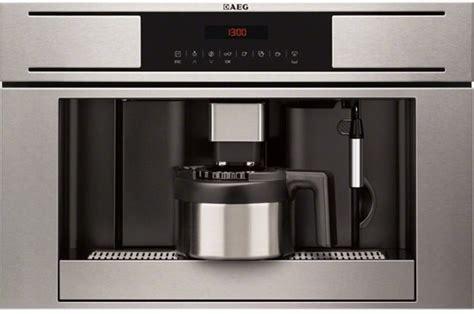 inbouw espresso bol aeg pe3811 m inbouw volautomaat espressomachine