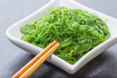 acheter chinois cuisine 5 algues comestibles aux bienfaits exceptionnels bio à