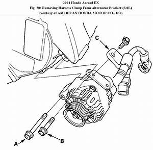 Car Repair  Need Instructions To Replace An Alternator On
