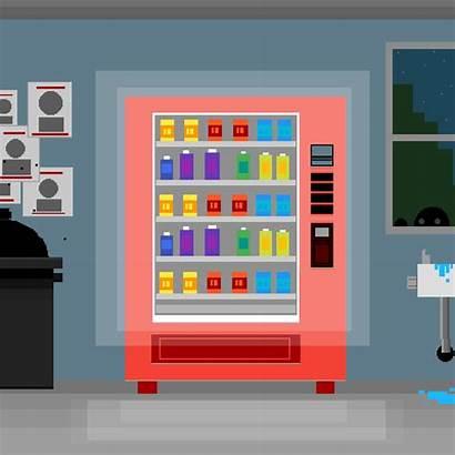 Machine Vending Pixilart