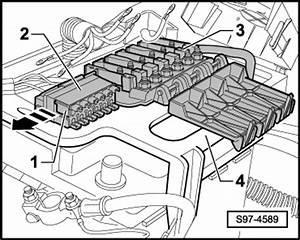 skoda workshop manuals gt fabia mk2 gt vehicle electrics With fabia fuse box