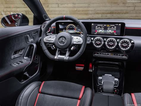 Find information on performance, specs, engine, safety and more. Mercedes-Benz CLA45 S AMG 4Matic Shooting Brake (2020) - picture 27 of 35 - 1280x960