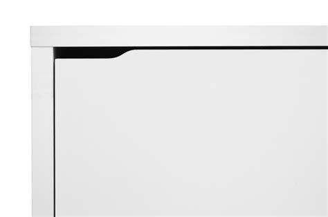 baxton studio simms white modern shoe cabinet wholesale