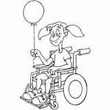 Ramp Template Wheelchair Balloon Templates sketch template