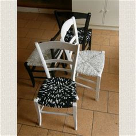 rempailler une chaise avec du tissu rempaillage de chaise avec du tissu astuces et