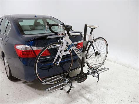 honda accord swagman xtc   bike platform rack