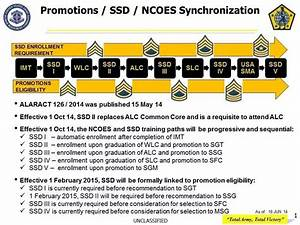 Handy Chart From Hrc Concerning Ssd And Promotions Army