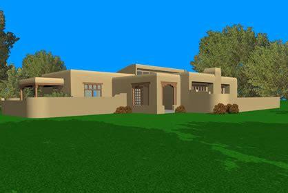 adobe house plans architecturalhouseplanscom