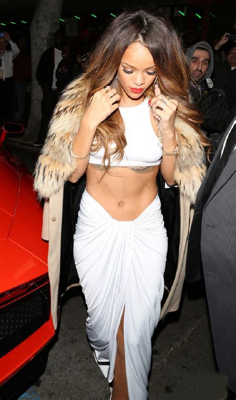 Top 10 Best Rihannau0026#39;s Outfits of 2013 - Top Inspired