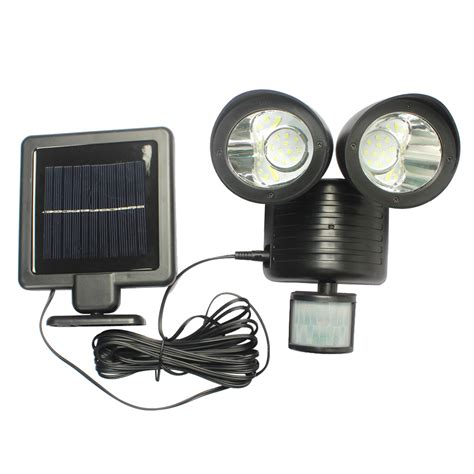 solar powered led security lights solar powered led motion detector security light