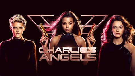 wallpaper charlies angels kristen stewart ella balinska