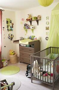 chambre bebe vert anis photo 1 4 3515034 With chambre bebe vert anis