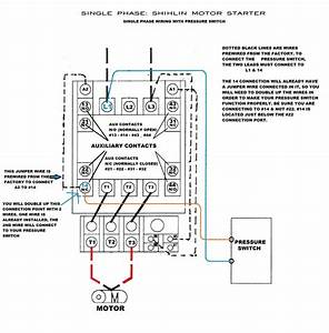 Cutler Hammer Magnetic Starter Wiring Diagram