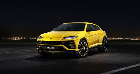 Wallpaper Lamborghini Urus, 2018, Hd, 4k, Automotive