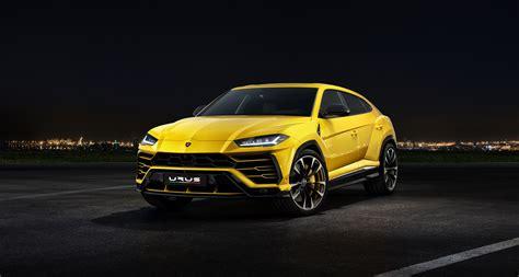 Wallpaper Lamborghini Urus, 2018, Hd, 4k, Automotive
