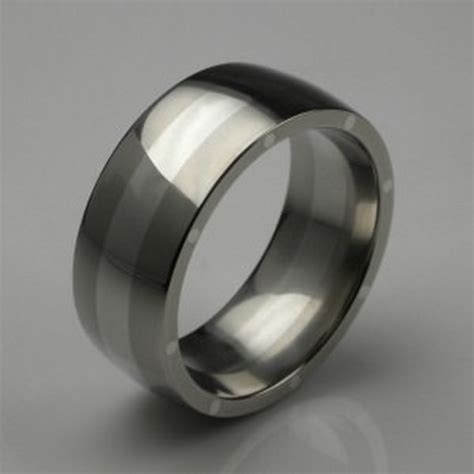 s metal geo elipse wide ring palladium stephen einhorn