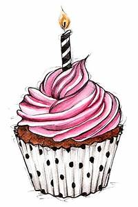 Happy, Graphics and Birthday cupcakes on Pinterest