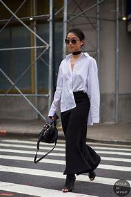 New York Street Style Fashion