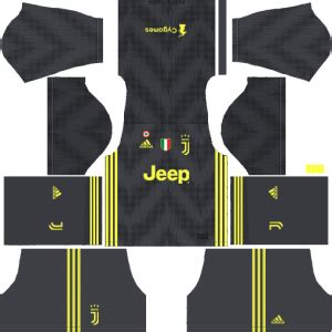 Juventus Kits & Logo's 2021 - Dream League Soccer Kits