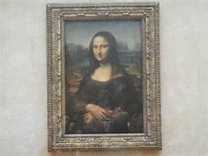 Where is the original Mona Lisa painting? - Quora