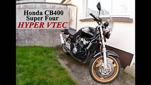 1999 Honda Cb400 Super Four Vtec
