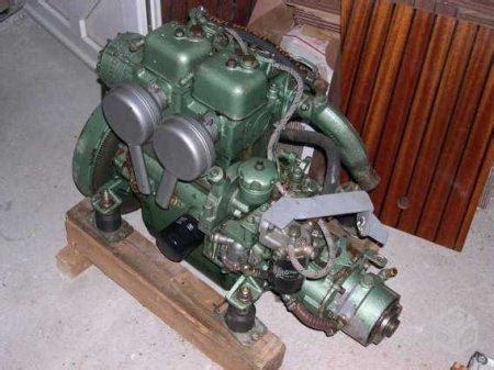 volvo penta mdc  md   marine engines service