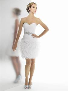 14 cheap wedding dresses under 100 getfashionideascom for Cheap short wedding dresses under 100