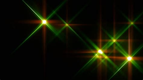 animated random flashing stage lights stock footage video