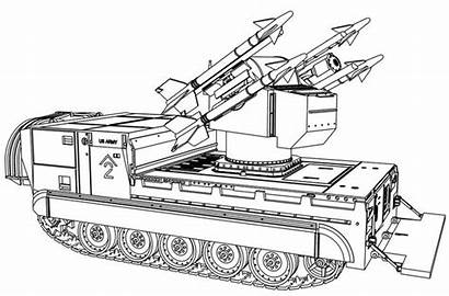 Tank Coloring Pages Cool Future Printable Strong