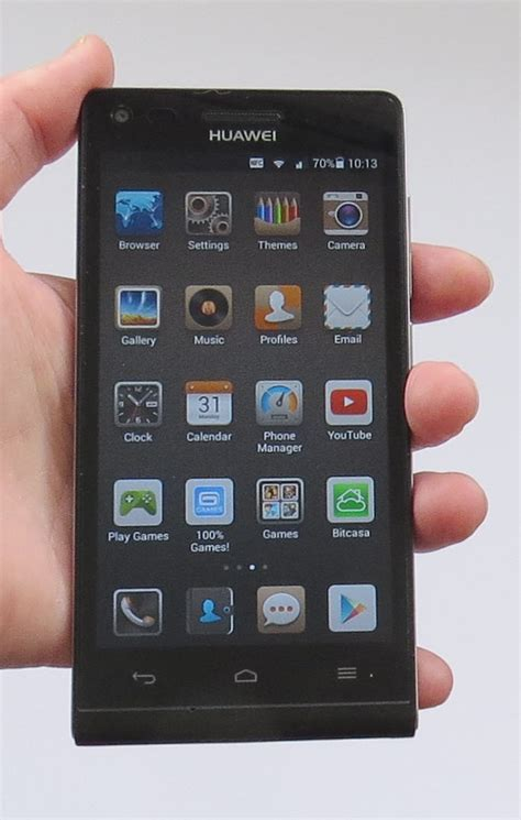 huawei ascend  affordable  smartphone review