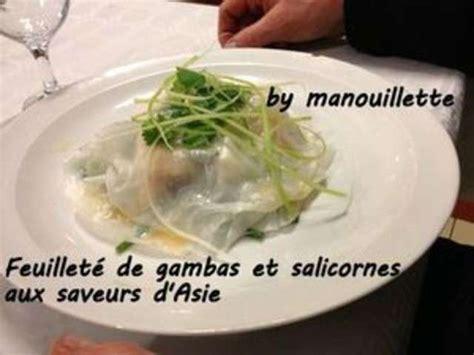 salicorne cuisine recettes de salicorne 7