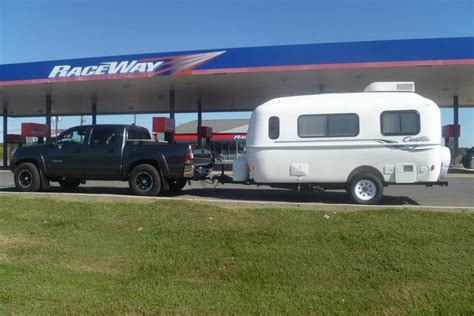 towing a small travel trailer tacoma world