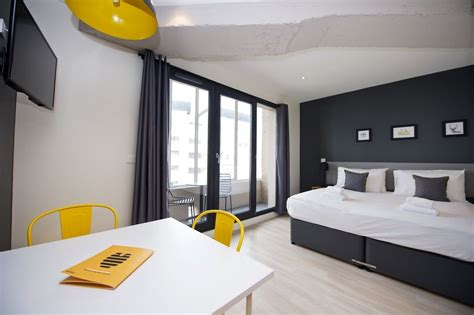 hotel chambre 5 personnes staycity aparthotels rue garibaldi lyon expedia fr