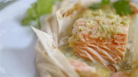 cuisiner asiatique papillotes de poisson à l asiatique cuisine futée
