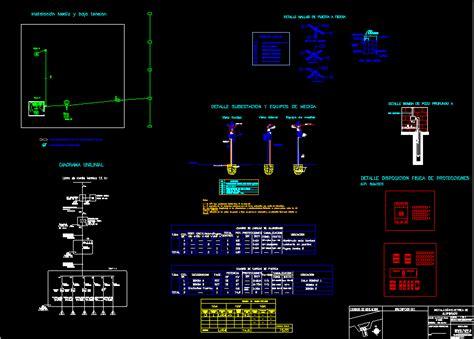 substation plane kva dwg block  autocad designs cad