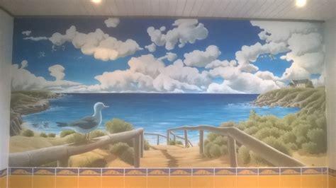 chambre 12m2 fresques murales sylvano arts graphiques