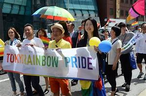 Tokyo Rainbow Pride event draws 5,000 in support of LGBT ...