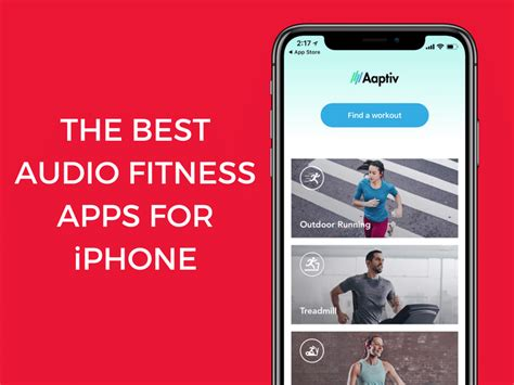 fitness apps for iphone the best audio fitness apps for iphone 2087
