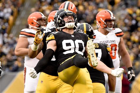 browns dominated  steelers   sports  columbus